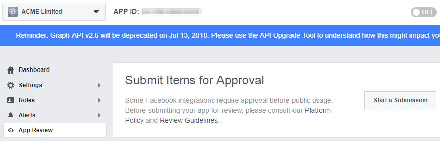 App Review Step 2