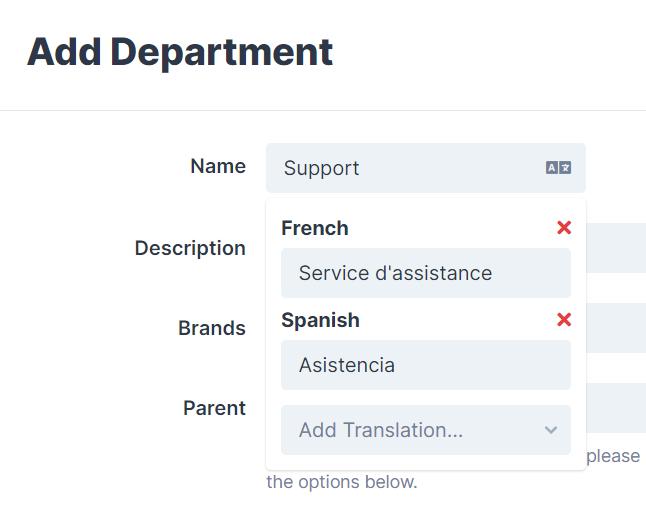 Translation Modal (filled)
