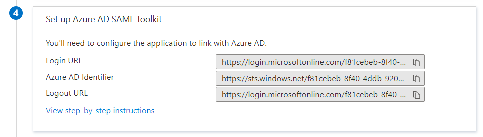 Microsoft 365 - SAML Configuration