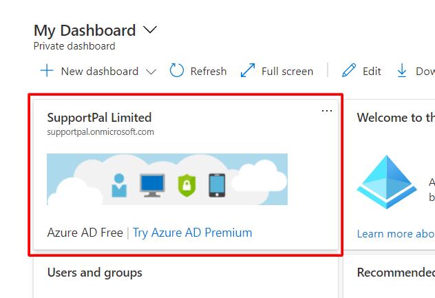 Microsoft 365 - Azure Active Directory