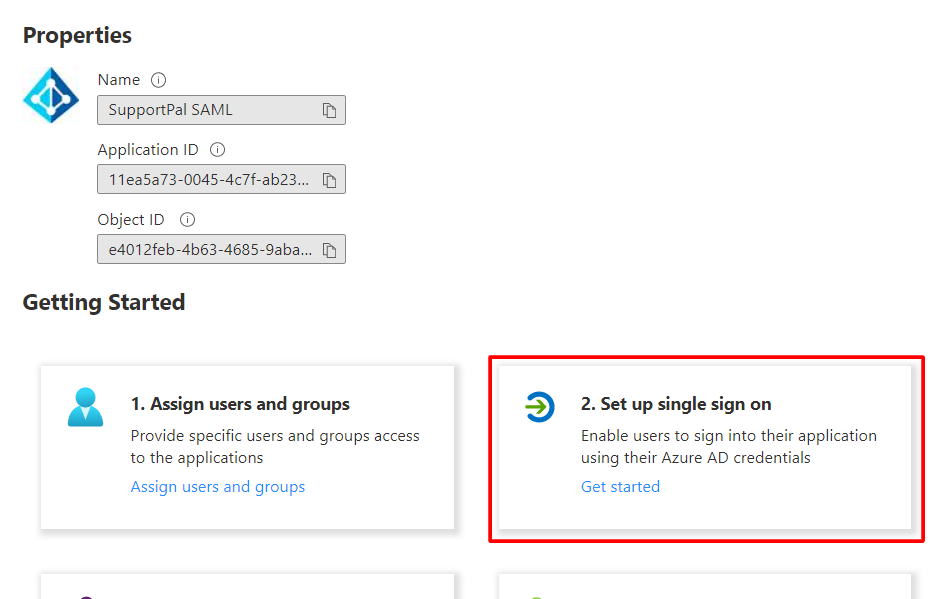 Microsoft 365 - Set Up Single Sign On